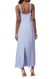 Silk Sandwashed Maxi by Jason Wu