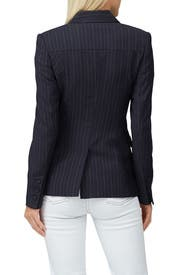Pinstripe Jacket by MARYLING