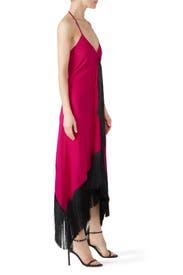 Scarf Midi Dress by Marques' Almeida