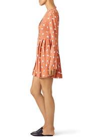 Printed Tegan Mini Dress by Free People