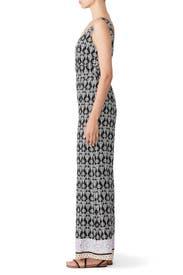 Spruce Print Jumpsuit by Lavand.