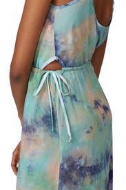 Blue Tie Dye Maxi by Louna