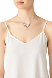Tranquil Necklace by Marchesa Jewelry