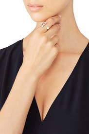 Silver Open Ring by Slate & Willow Accessories