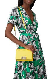 Lime Mimi Mini Crossbody by Furla