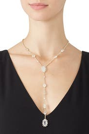 Lucielle Y Necklace by Kendra Scott