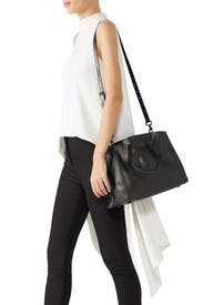 Platinum Charlie Carryall by Coach Handbags
