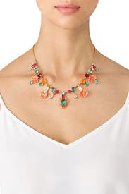 Garden Party Statement Necklace by kate spade new york accessories