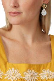 Sunlit Earrings by Lizzie Fortunato