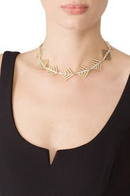 Cascadia Pine Riviera Necklace by Lulu Frost
