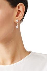 Soft Teardrop Earrings by Anton Heunis