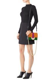 Bonne Journee Halfmoon Bag by Diane von Furstenberg Handbags