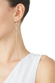 Interlocking Earrings by Gorjana