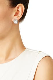 Updated Classico Stud Earrings by Slate & Willow Accessories
