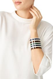 Resin Statement Cuff by Tory Burch Accessories