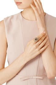 Sunrise Ring by Marchesa Jewelry