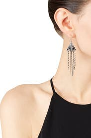Nell Tassel Earrings by Lulu Frost