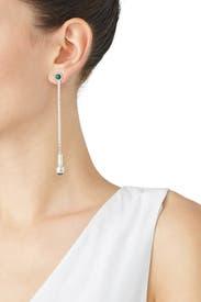 Sol Linear Earrings by Pamela Love