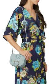 Icy Blue Mini Hana Bag by See by Chloe Accessories