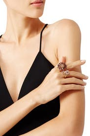 Trellis Blooms Double Ring by kate spade new york accessories