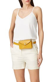 Mustard Atlas Belt Bag by rag & bone Accessories