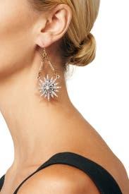 Radiant Earrings by Lulu Frost