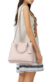 Pink Robinson Tote by Tory Burch Accessories