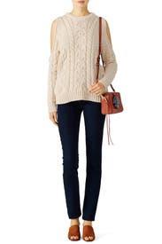 Leather Sofia Crossbody Bag by Rebecca Minkoff Accessories