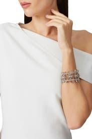 Wishing Well Cuff by Marchesa Jewelry