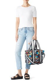 Multi Junior Wingman Bag by Think Royln