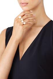 Pearl Harriet Ring by Kendra Scott