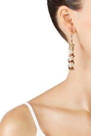 Elegant Pearl Earrings by Jenny Packham