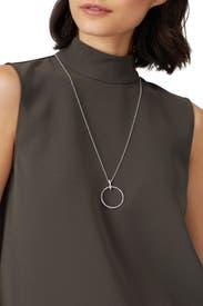 Balboa Pendant Necklace by Gorjana Accessories