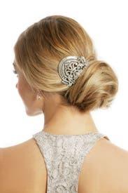 Deco Bridal Comb by Ben-Amun