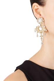 Orman Chandelier Earrings by Dannijo