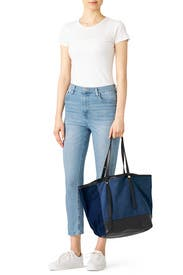 Denim Andy Tote by See by Chloe Accessories