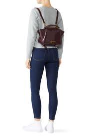 Vineyard Eartha Iconic Backpack by ZAC Zac Posen Handbags