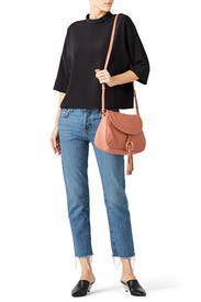 Petra Blush Shoulder Bag by See by Chloe Accessories