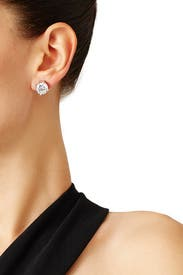 Classico Stud Earrings by Slate & Willow Accessories