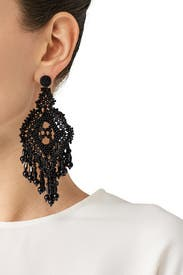 Lace It Up Earrings by kate spade new york accessories