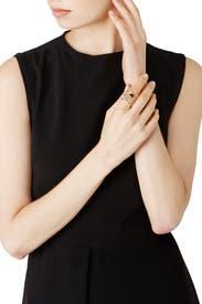 Adele Drusy Ring  by Elise M.