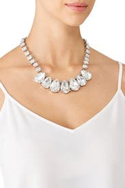 Teardrop Necklace by Slate & Willow Accessories