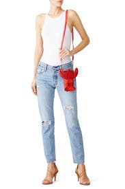 Lobster Phone Crossbody by kate spade new york accessories