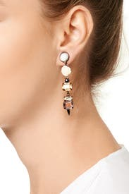 Faded Summer Earring by Lizzie Fortunato