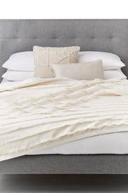 Full/Queen Fringe Bedding Bundle by West Elm