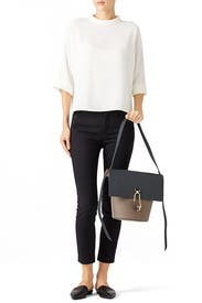 Nightfall Belay Shoulder Bag by ZAC Zac Posen Handbags