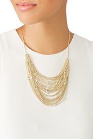 Gold Anastasia Necklace  by Kendra Scott