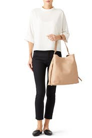 Nude Paradise Tote by AllSaints