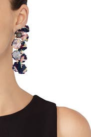 Petal Drop Earrings by Lele Sadoughi