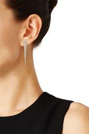 Icicle Earrings by Noir Jewelry